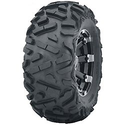 Marca Kingworld Tubeless Neumáticos ATV 25X8-12 25X10-12