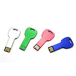 Estilo Rect Llave USB Flash Drive Puede Oxidar y Grabado Láser