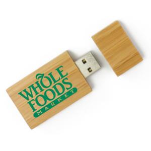 Eco Eco USB Flash Drive USB de madera de bambú Eco USB