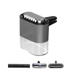 Nuevos Productos Dispensador Personalizada Ambientador de Coche Colgando Perfume (YH-AF418)