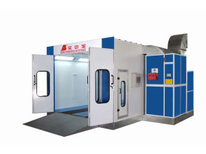 Hot Sale Ce approuvé cabine de pulvérisation de voiture de haute qualité