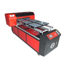 Sale quente 40X60cm Digital Flatbed Mug UV Printer Machine