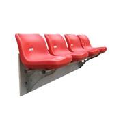 Blm-1808 precio de fábrica de plástico de SEAT Sport Los asientos de estadio UV