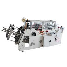 Bandeja de papel de pastel que forma la máquina