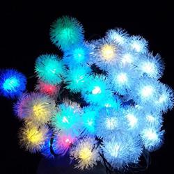 LED 10 Clips de la Luz de la Cadena