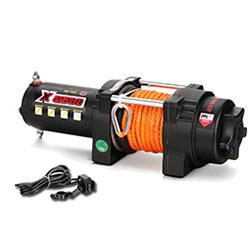 El Diseño Universal Potente ATV Malacate Eléctrico con 3000 Lb Tirando
