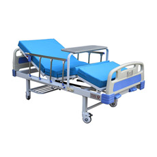 Регулируемый гидравлический ручной больничной койки (CE&FDA)