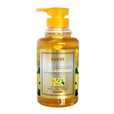 Liquid Oil Remove Limão Hair Care Shampoo