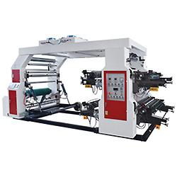 Impressora Flexográfica de Tecidos não tecidos