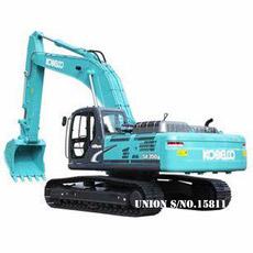 Kobelco Sk350-6 (35 t) Excavator