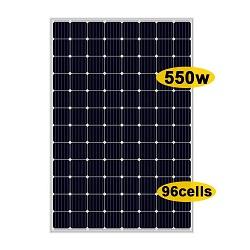300W моно кристаллические солнечная панель