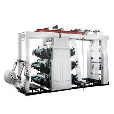 Correia de Alta Qualidade Flexo máquina de impressão imprimir a FedEx Bag