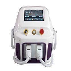 Shr RF Elight IPL Depilación Definitiva Láser Equipos Médicos de la máquina de belleza Cuidado de piel