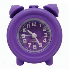 Mini Mesa de silicio al por mayor reloj despertador personalizado
