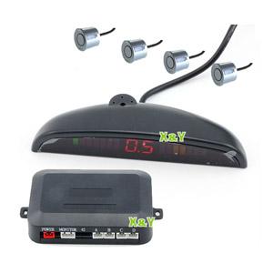 Автомобильный светодиодный индикатор беспроводной парковочный датчик (XY-5202WL)