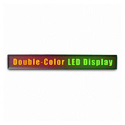 LED Desplazamiento Señal / LED Scroll Señal / LED Display Scrolling (SY-MS006)