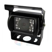 Resistente al agua de camiones de Bus de visión nocturna por infrarrojos de la Cámara de espejo Vista Lateral de 24V de la CCD