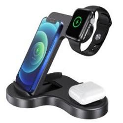 Мобильный сотовый телефон Qi зарядное устройство беспроводной связи для Samsung Galaxy S7