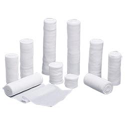 Bandage de conformation ordinaire avec de diverses largeurs