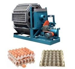 Hghy productos de papel que la maquinaria rotativa automática plenamente el papel de la máquina de la bandeja de Huevos