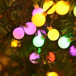 Impermeabilice 20/30 Luces de Hadas Solares del Jardín de las Luces Decorativas del Jardín del PCS LED para el Paisaje del Partido