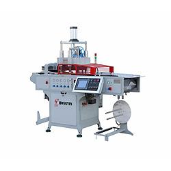 Suministro automático de fabricante de máquinas de embalaje termoformado de bandejas de plástico