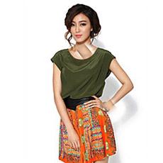 Мода красивых женщин одежды, одежды (W020)
