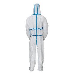 Hôpital Médical de SMS non tissés jetables l'isolement protecteur blouse Blouse chirurgicale