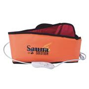 Correa de sauna con la vibración