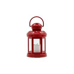 Nouveauté Mini-lanterne à LED avec Crochet de Suspension et de Noël Thèmes Religieux