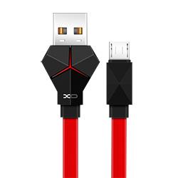 Luz LED de carga rápida de datos Cables de Micro USB Sync para iPhone Android