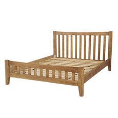 Lit en bois/bois de chêne lit/lit double ou lit King Size