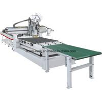 Mini máquina de gravura CNC para processamento de madeira