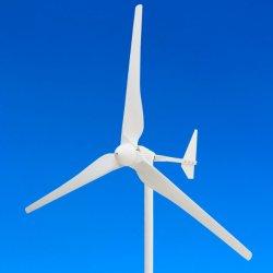 1kw, type H 48V 300tr/min Régime bas générateur à turbine à vertical du vent pour la maison on/off l'utilisation de la grille