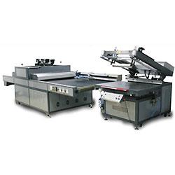 Oblíquo Impressora do Braço TM-Z1 da Tela Coneta a Máquina de Cura UV