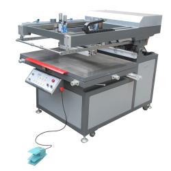 A SMT Semi Auto Soldar Colar Tela Estêncil Impressora para produção de luzes de LED