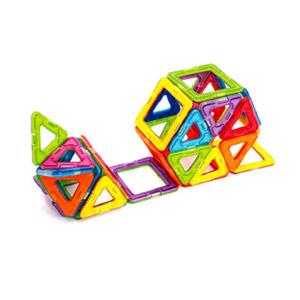 Juguete de plástico de juguete de regalo de promoción Magformers