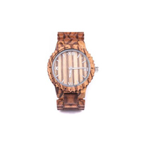 Reloj De Pulsera De Moda Reloj De Madera De Hombre Reloj De Cuarzo De Mujer