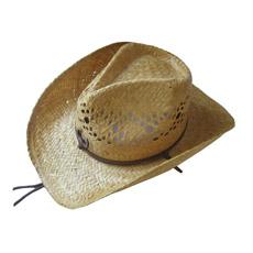 Ковбой Raffia Red Hat