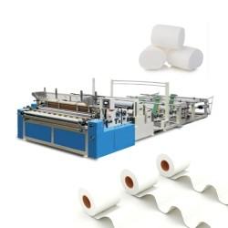 DC-2880mm acanaladuras de alta resistencia de la máquina de fabricación de papel