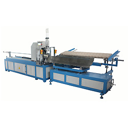 Proveedor de terminales de carga automática Máquina de cortar papel Shaftless Core Cortatubos de papel cortador de tubo de papel