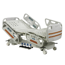 CE FDA ISO13485 Qualité multifonctionnel Hôpital Lit électrique (lit ICU) (ALK06-B09P)
