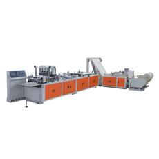 Bolsa de tejido no tejido automático que hace la máquina (WZDJ-A)
