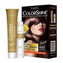 Tazol Colorshine cor de cabelo