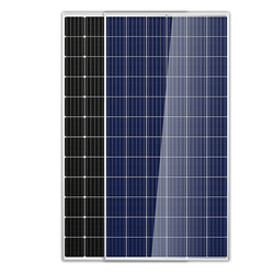 2018 Mono de alta eficiencia energética Energía Fotovoltaica Solar Panel