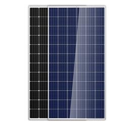 Alta eficiencia de 300W 350W 375W de Energía Solar panel PV monocristalino mono
