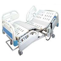 Lit d'hôpital électrique à cinq fonctions CE / ISO
