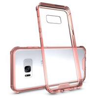 Flexible TPU Gel en caoutchouc Douce peau Housse de protection en silicone pour Samsung Galaxy S8 Plus