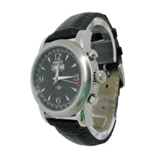 Acero inoxidable Mechnical Watch (HLSL-1012)