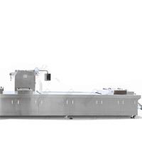 Machine de conditionnement automatique de la peau à vide thermoformage de la mer (VSP)